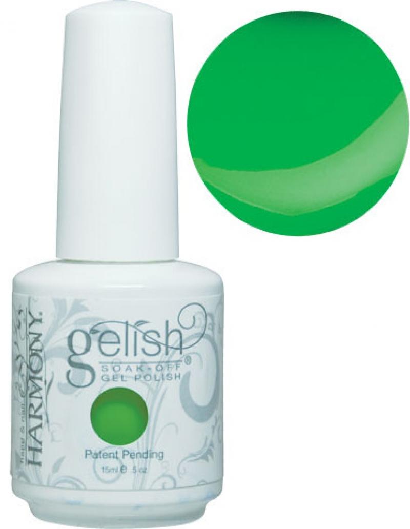 Gelish Soak Off Gel Polish - AMAZON FLIRT