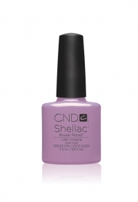 SHELLAC UV Color Coat - LILAC LONGING...