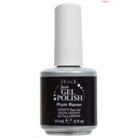 Plum Raven – IBD Just Gel Polish...