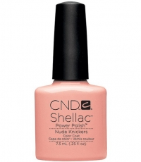 SHELLAC UV Color COat - NUDE KNICKERS
