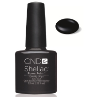 SHELLAC UV Color Coat - OVERTLY ONYX...