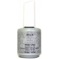 Silver Lites IBD Just Gel Polish 6572