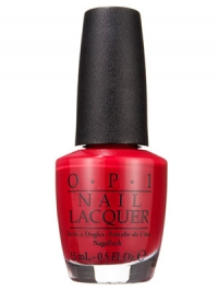OPI Color So Hot It Berns Z13