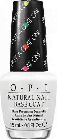 OPI Put A Coat On N01