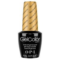 OPI Gel - Rollin' In Cashmere ( NEW...
