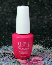 OPI Gel - No Turning Back from Pink...