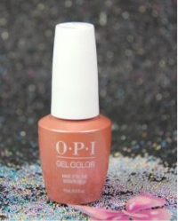 OPI Gel - Made It to the Seventh Hill...