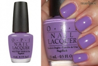 OPI A Grape Fit! B87