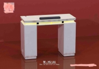 HU Manicure Nail Table Single with...