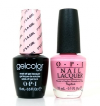 OPI It's a Girl! H39