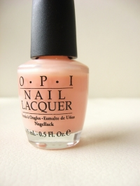 OPI Coney Island Cotton Candy L12