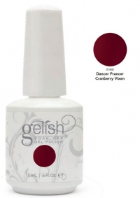 Gelish - DANCER PRANCER & CRANBERRY...