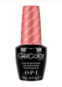 OPI GEL - Toucan Do It If You Try
