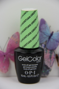 OPI GEL - Gargantuan Green Grape