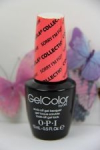 OPI GEL - Sorry I'm Fizzy Today
