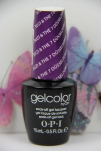 OPI GEL - Suzi & the 7 Dusseldorfs