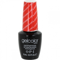 OPI GEL - A Good Man-Darin is Hard to...