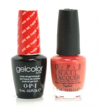 OPI GEL - ARE WE THERE YET?