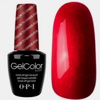 OPI GEL - Color To Dinner For