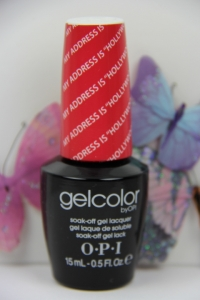 OPI GEL - My Address Is Hollywood
