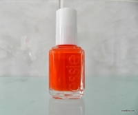 ESSIE Polish - ORANGE IT'S OBVIOUS!