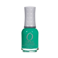 ORLY Polish - GREEN WITH ENVY
