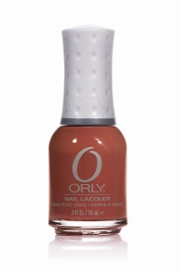 ORLY Polish - HOT CHOCOLATE