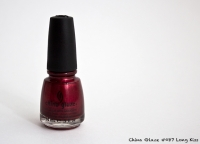 CHINA GLAZE - LONG KISS