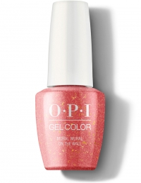 OPI Gel - Mural Mural on the Wall M87