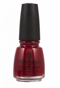CHINA GLAZE - MASAI RED