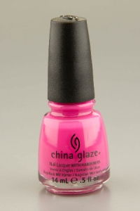 CHINA GLAZE - RICH & FAMOUS