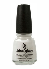 CHINA GLAZE - WHITE OUT