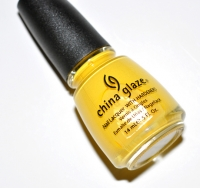 CHINA GLAZE - HAPPY GO LUCKY