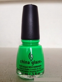 CHINA GLAZE - KIWI COOL ADA
