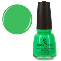 CHINA GLAZE - IN THE LIME LIGHT