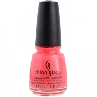 CHINA GLAZE - STRIKE A ROSE .