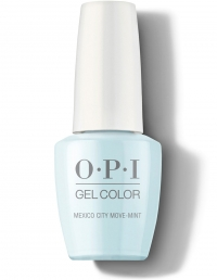 OPI Gel - Mexico City Move-mint M83