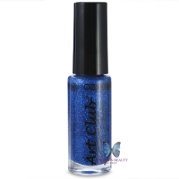 Color Art Club BLUE GLITTER 7ml