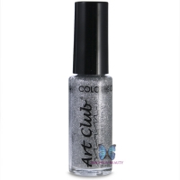 Color Art Club Fine Silver Glitter 7ml