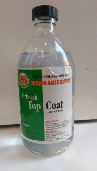 L.N Air-Brush Top Coat 16oz ( Clear...