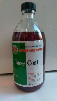L.N Base Coat Purple 16oz Non Yellow