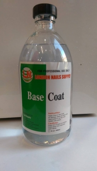 L.N Base Coat Clear 16oz Non Yellow