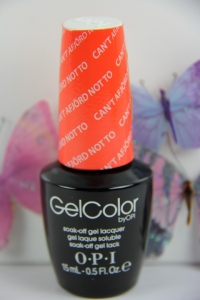 OPI GEL - Can't aFjord Not To N43 (...