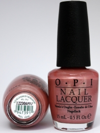 OPI Suzi Sells Sushi By The Seashore...