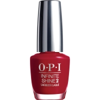 OPI INFINITE SHINE - RELENTLESS RUBY...