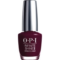OPI INFINITE SHINE - RAISIN' THE BAR...