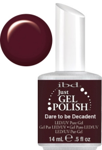 DARE TO BE DECADENT - IBD JUST GEL 916