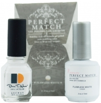 Perfect Match set of Flawless White...
