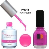 Perfect Match set of Hot Fever PMS44