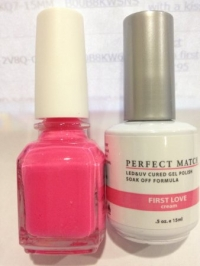 Perfect Match set of First Love PMS95